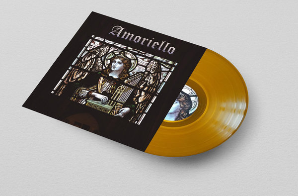 AMORIELLO -Amoriello- LP (Clear-Orange vinyl lim. 80)