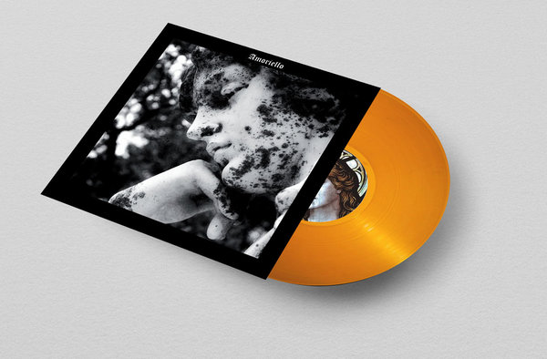 AMORIELLO -Amoriello- LP (Opaque Orange vinyl lim. 99)  BLACK FRIDAY EDITION 2019