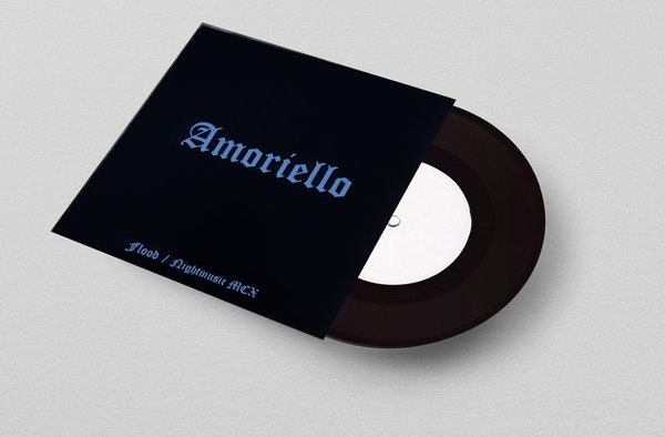"AMORIELLO -Flood- 7"" (TESTPRESS)"
